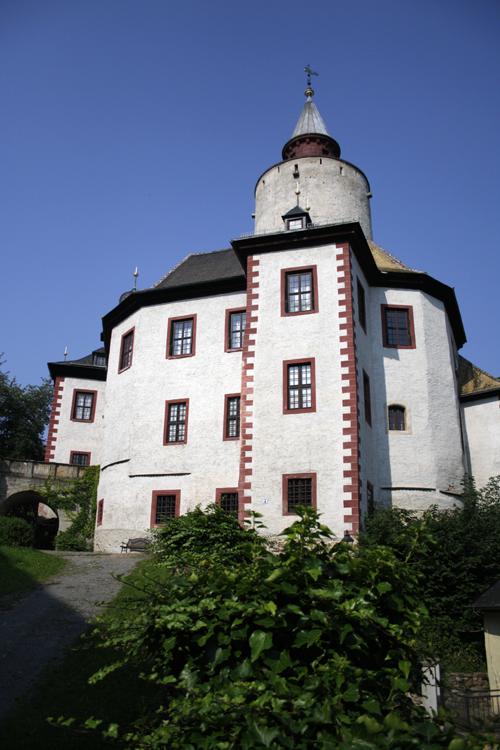 Die Burg Posterstein 2012