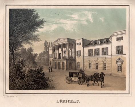 Schloss Löbichau ((c) Museum Burg Posterstein)