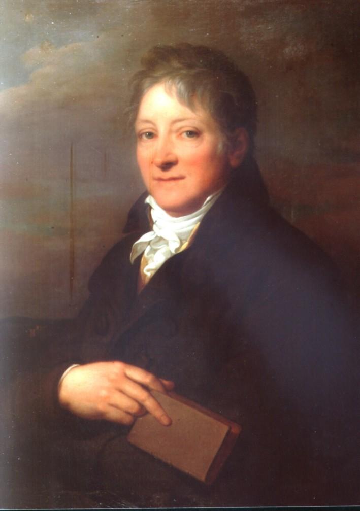 Der Altenburger Minister Hans Wilhelm von Thümmel (nach Grassi).