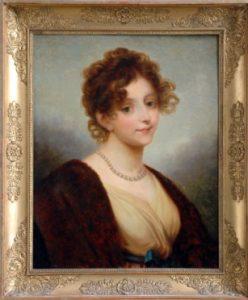 Wilhelmine von Sagan, nach Joseph Grassi (Museum Burg Posterstein)