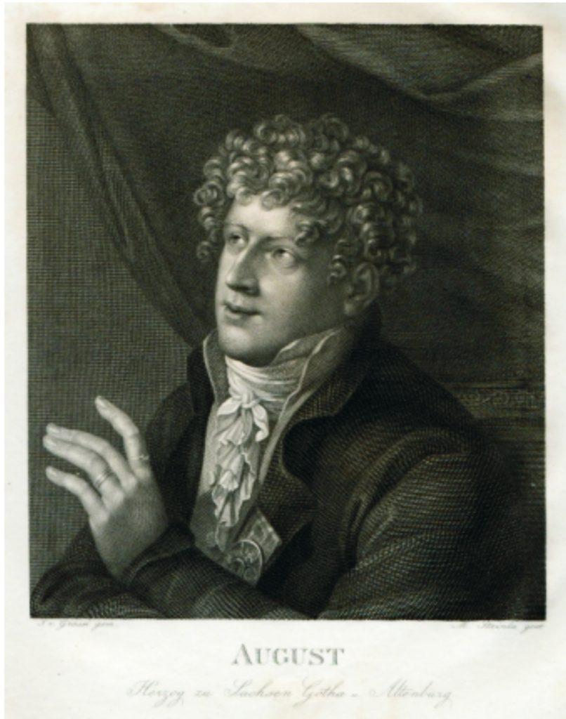 Herzog August von Sachsen-Gotha-Altenburg (1772-1822)
