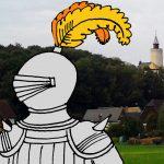 #Kinderburg: Was nutzten die Ritter als Klopapier?