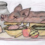 #Kinderburg: Was haben die Rittersleute gegessen?
