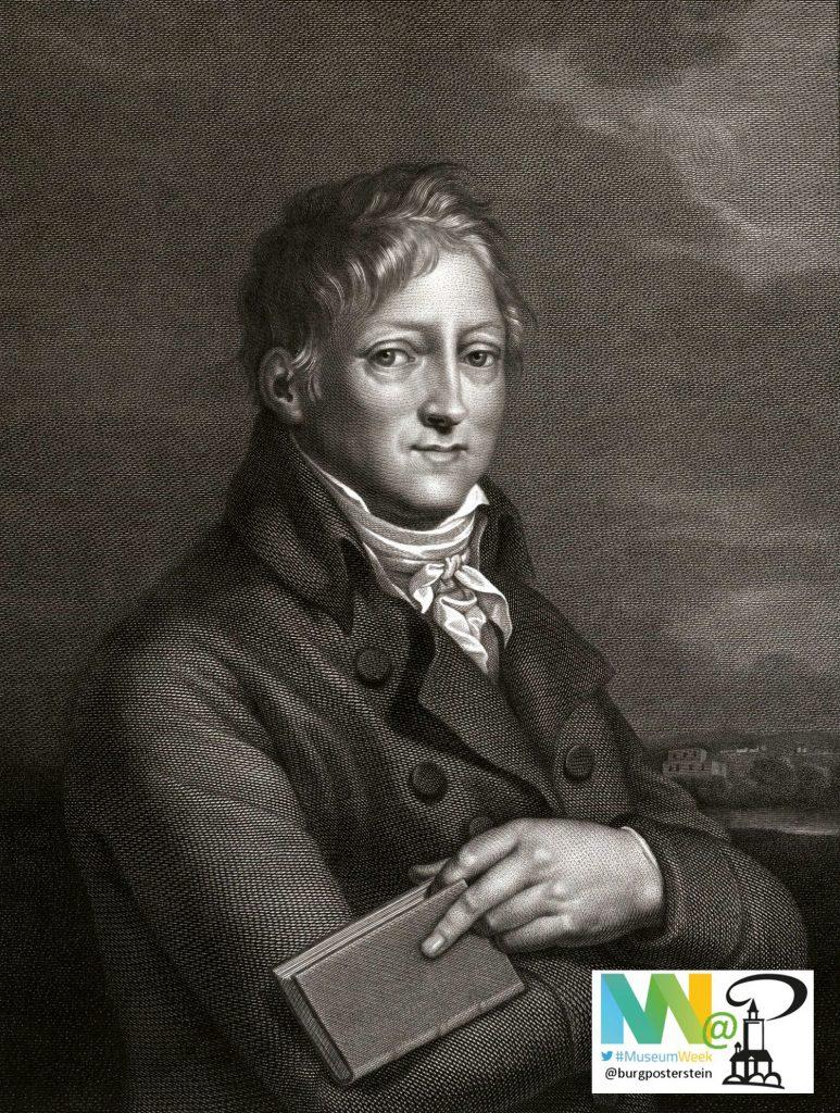 Der Sachsen-Gotha-Altenburgische Minister Hans Wilhelm von Thümmel (Museum Burg Posterstein)