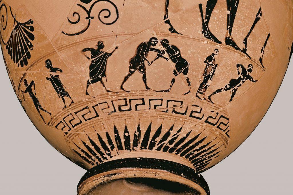 Gemeinsam Kultur sichtbar machen: Die Sammlung antiker Keramik umfasst im Lindenau-Museum Altenburg etwa 400 Vasen. Im Rahmen des Kultur-Hackathons Coding da Vinci hat das Lindenau-Museum seine Sammlung digital geöffnet.