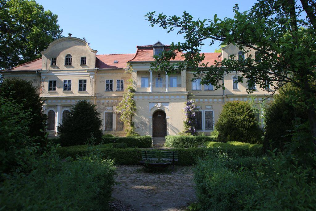 Schloss Tannenfeld steht seit vielen Jahren leer