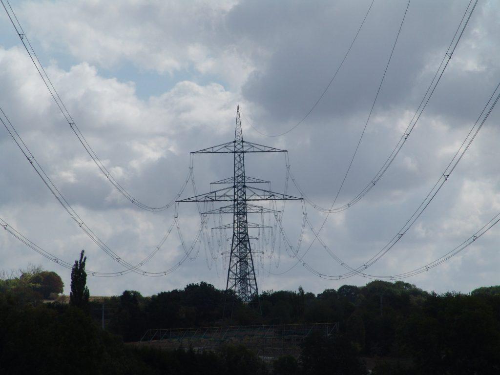 Ein Netz, das ganz Europa verbindet (Bildrechte: Thüringer Museum für Elektrotechnik)