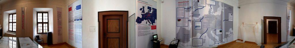 #SalonEuropa vor Ort und digital - eine dynamisches Experiment, das Meinungen ausstellte