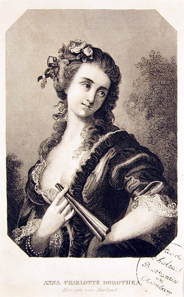 Anna Dorothea von Kurland