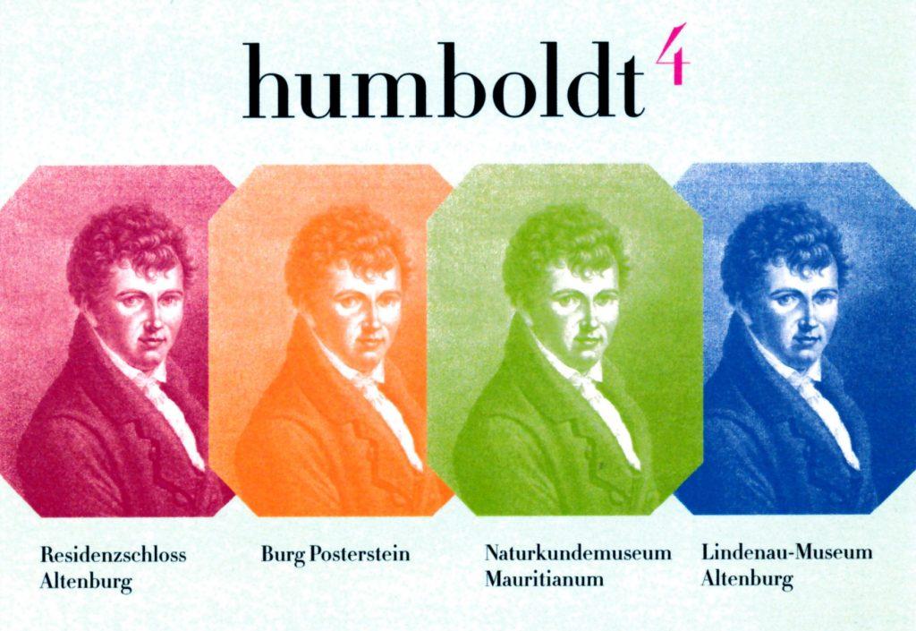 Ausstellungsreihe #humboldt4 im Altenburger Land