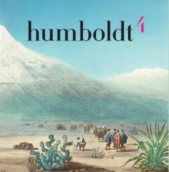 Katalog humboldt4 zur Ausstellungsreihe im Altenburger Land.