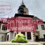 #Kinderburg Oster-Quiz Teil 1: Schafe fürs Leben – Wer ist Wendelin?