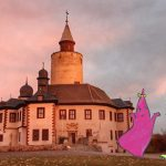 Burg Posterstein entdecken mit Posti & Stein