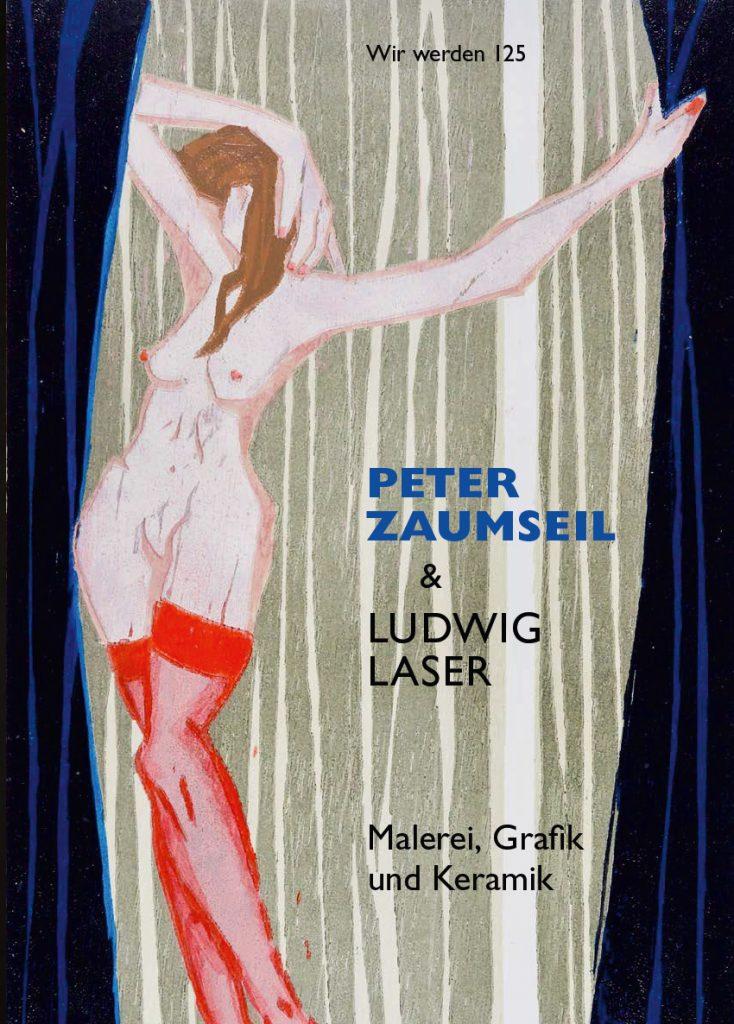 Katalog-Titel Peter Zaumseil Burg Posterstein