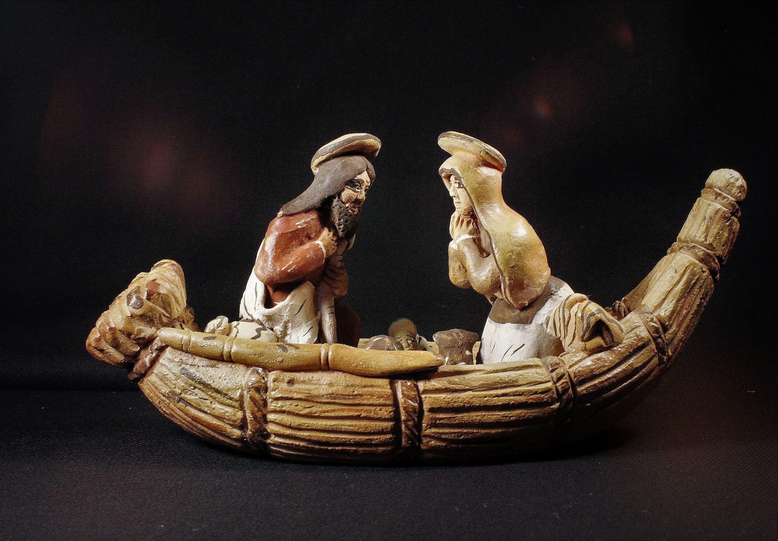 Peruanische Weihnachtskrippe, Krippensammlung, Museum Burg Posterstein