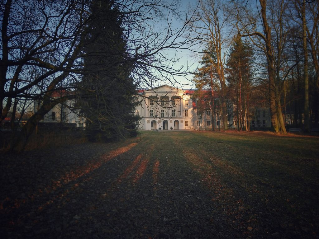 Schloss Löbichau im Altenburger Land