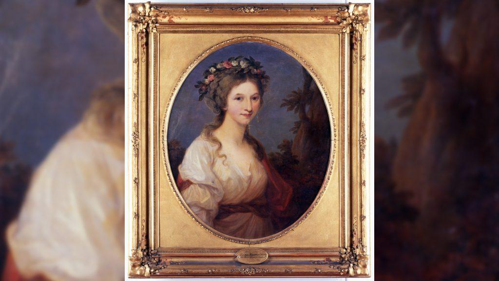 Anna Dorothea von Kurland steht im Mittelpunkt der ersten LeseZEIT Podcast-Folge des Museums Burg Posterstein.