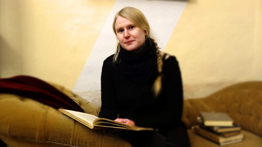 Franziska Engemann, Historikerin im Museum Burg Posterstein, lässt im Podcast LeseZEIT historische Persönlichkeiten zu Wort kommen.