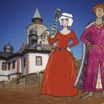 Ritterlich schick! – Wie sah Kleidung im Hochmittelalter aus?
